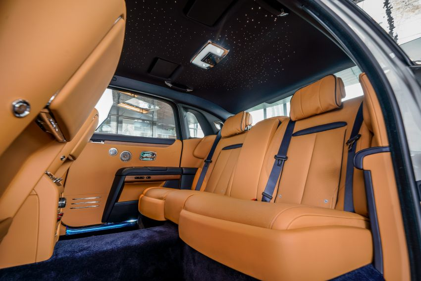 2021 Rolls-Royce Ghost launched in Malaysia – two wheelbase options; from RM1.45-RM1.65 million Image #1270860