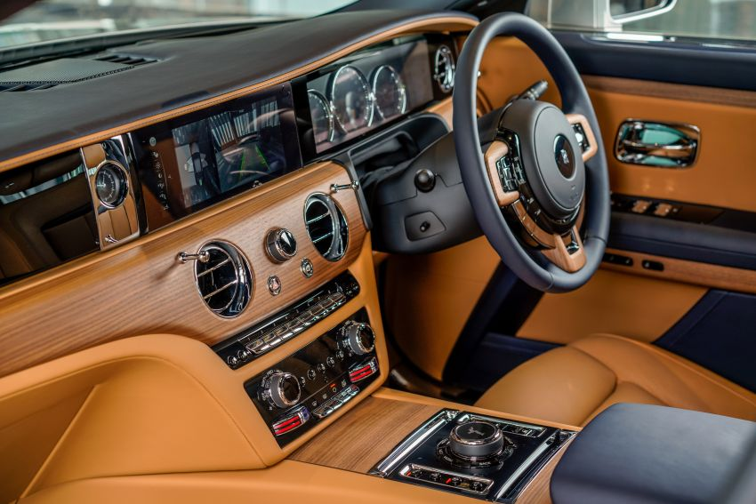 2021 Rolls-Royce Ghost launched in Malaysia – two wheelbase options; from RM1.45-RM1.65 million Image #1270864