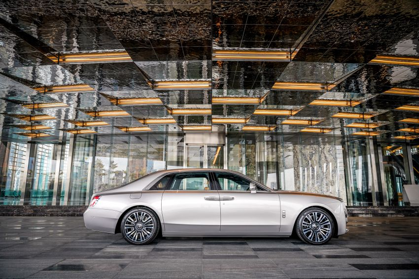 2021 Rolls-Royce Ghost launched in Malaysia – two wheelbase options; from RM1.45-RM1.65 million Image #1270814