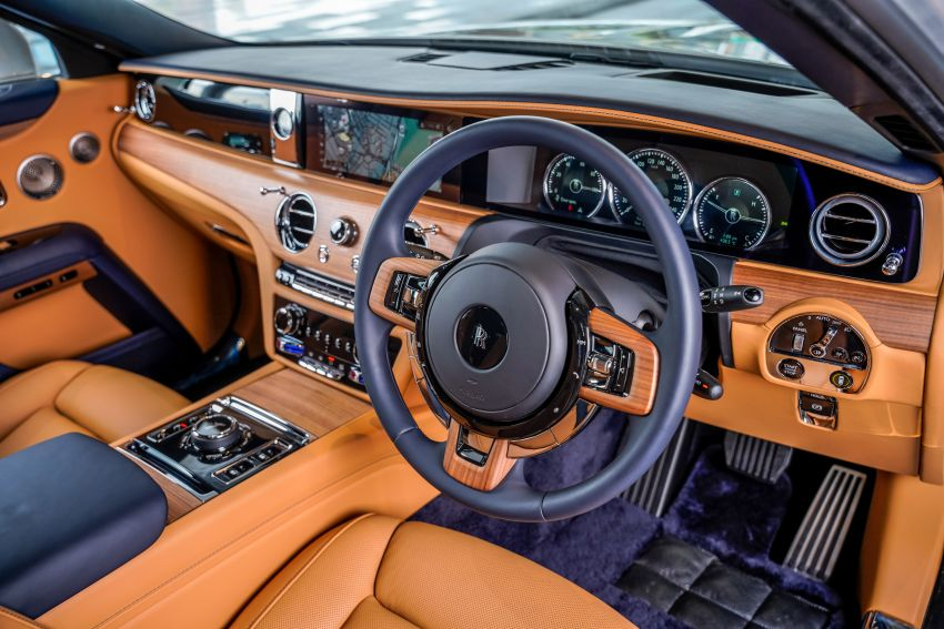 2021 Rolls-Royce Ghost launched in Malaysia – two wheelbase options; from RM1.45-RM1.65 million Image #1270869