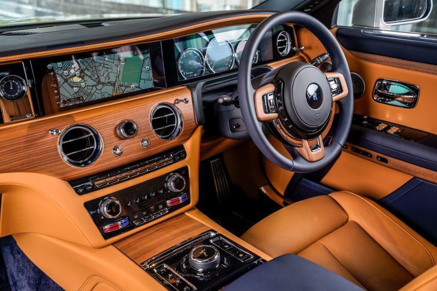 2021 Rolls-Royce Ghost launched in Malaysia – two wheelbase options; from RM1.45-RM1.65 million Image #1270870
