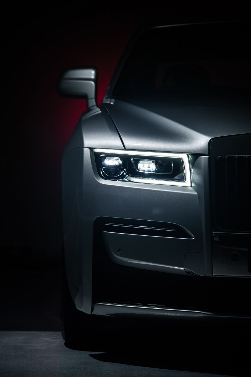 2021 Rolls-Royce Ghost launched in Malaysia – two wheelbase options; from RM1.45-RM1.65 million Image #1270874