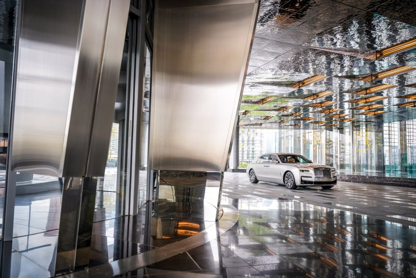 2021 Rolls-Royce Ghost launched in Malaysia – two wheelbase options; from RM1.45-RM1.65 million Image #1270815