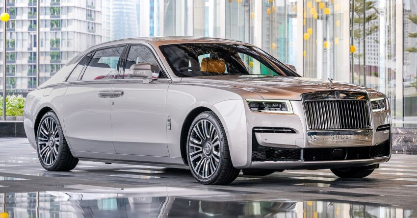 2021 Rolls-Royce Ghost launched in Malaysia – two wheelbase options; from RM1.45-RM1.65 million Image #1270816