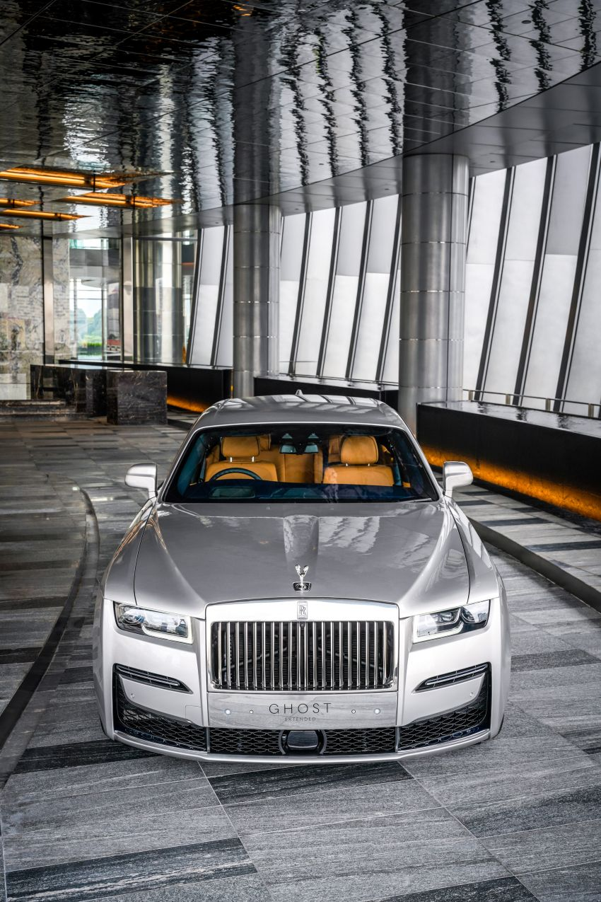 2021 Rolls-Royce Ghost launched in Malaysia – two wheelbase options; from RM1.45-RM1.65 million Image #1270817