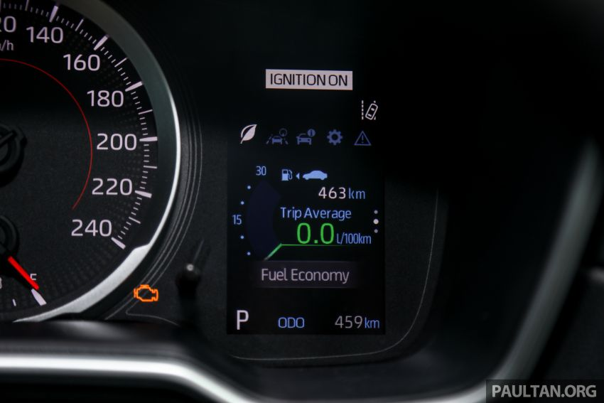 2021 Toyota Corolla Cross launched in Malaysia – two variants, 1.8L with 139 PS and 172 Nm, CVT; fr RM124k Image #1268482