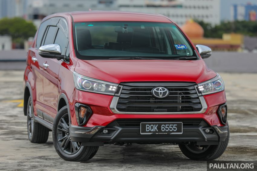 GALLERY: 2021 Toyota Innova 2.0X MPV – RM129,677 Image #1264701