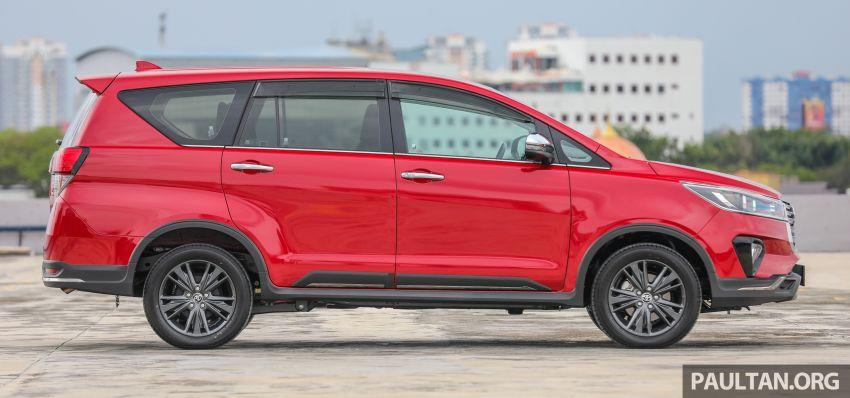 GALLERY: 2021 Toyota Innova 2.0X MPV – RM129,677 Image #1264711