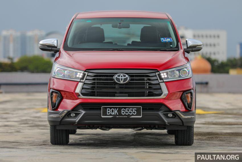 GALLERY: 2021 Toyota Innova 2.0X MPV – RM129,677 Image #1264713