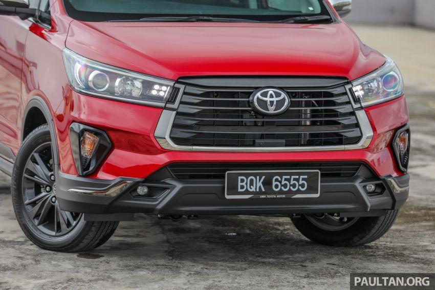 GALLERY: 2021 Toyota Innova 2.0X MPV – RM129,677 Image #1264716