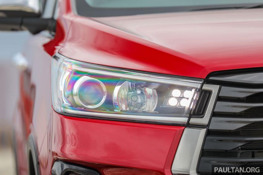 GALLERY: 2021 Toyota Innova 2.0X MPV – RM129,677 Image #1264717