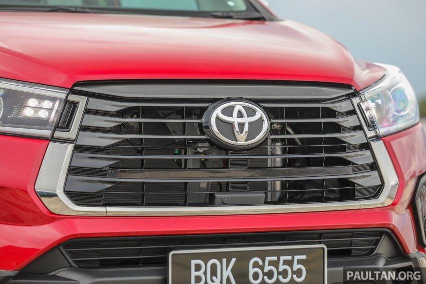 GALLERY: 2021 Toyota Innova 2.0X MPV – RM129,677 Image #1264720