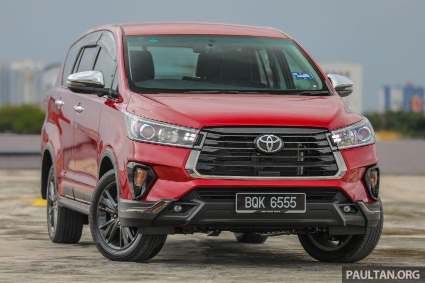 GALLERY: 2021 Toyota Innova 2.0X MPV – RM129,677 Image #1264703