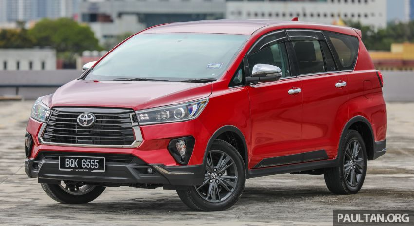 GALLERY: 2021 Toyota Innova 2.0X MPV – RM129,677 Image #1264704