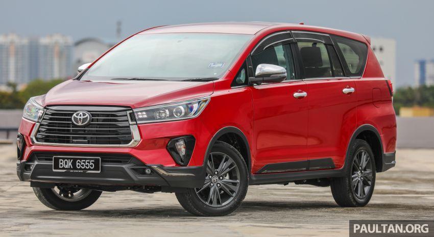GALLERY: 2021 Toyota Innova 2.0X MPV – RM129,677 Image #1264705