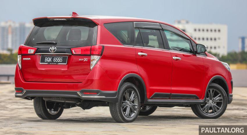 GALLERY: 2021 Toyota Innova 2.0X MPV – RM129,677 Image #1264707