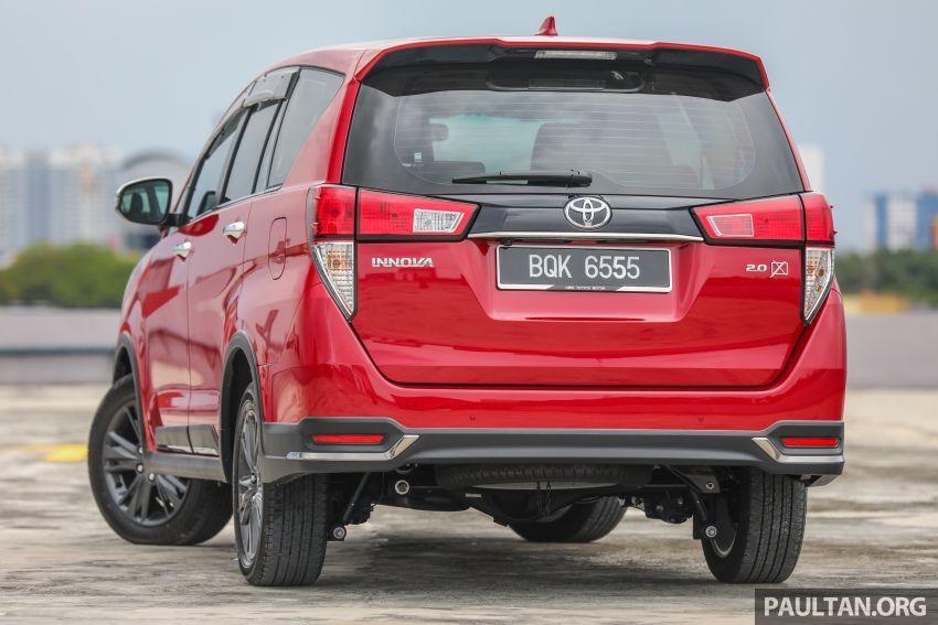 GALLERY: 2021 Toyota Innova 2.0X MPV – RM129,677 Image #1264709