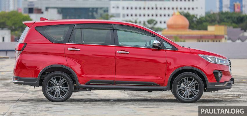 GALLERY: 2021 Toyota Innova 2.0X MPV – RM129,677 Image #1264710