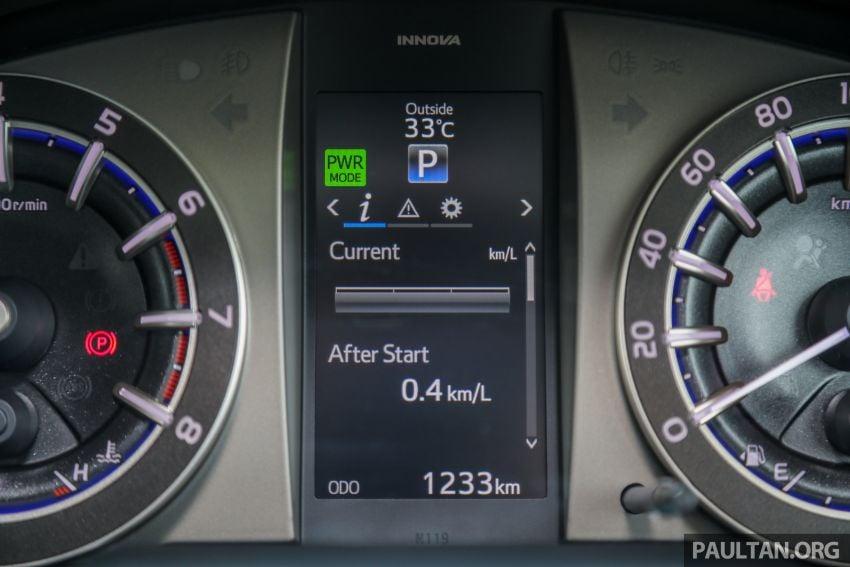 GALLERY: 2021 Toyota Innova 2.0X MPV – RM129,677 Image #1264754