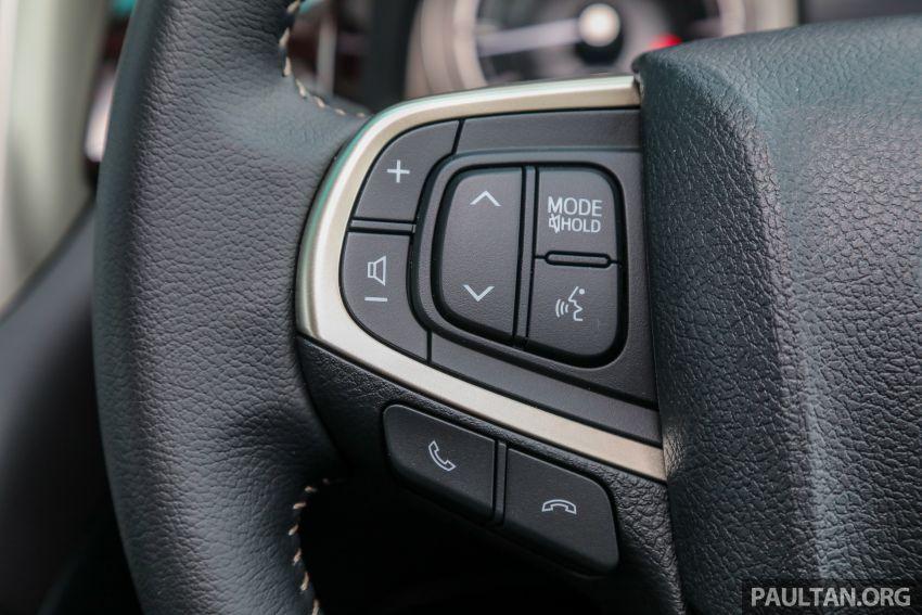 GALLERY: 2021 Toyota Innova 2.0X MPV – RM129,677 Image #1264756