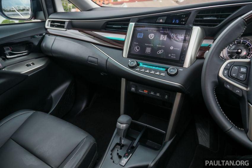 GALLERY: 2021 Toyota Innova 2.0X MPV – RM129,677 Image #1264759