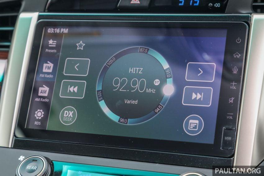 GALLERY: 2021 Toyota Innova 2.0X MPV – RM129,677 Image #1264761