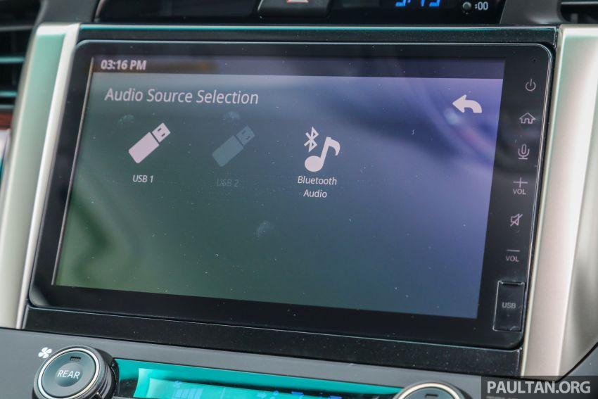 GALLERY: 2021 Toyota Innova 2.0X MPV – RM129,677 Image #1264762