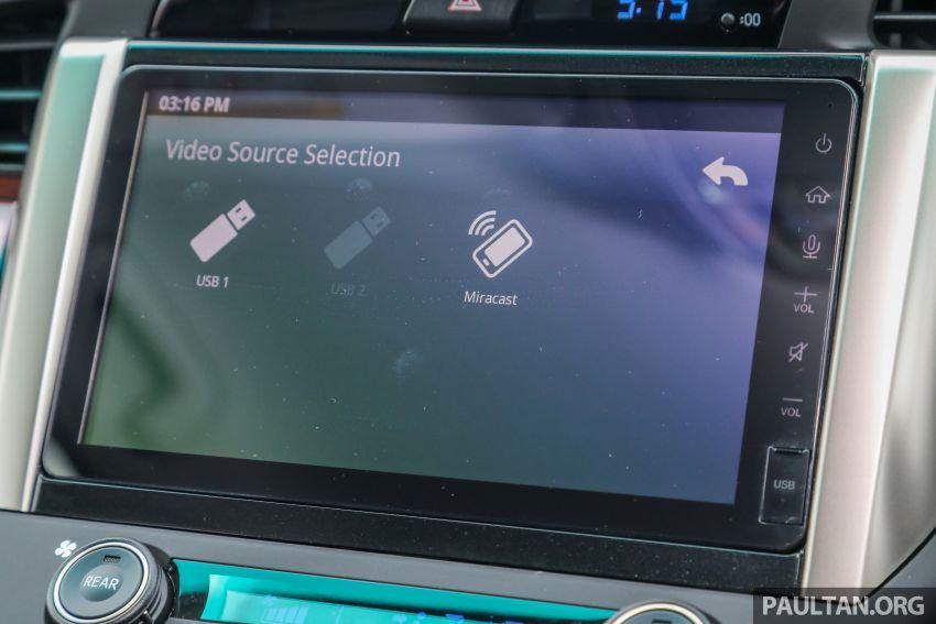 GALLERY: 2021 Toyota Innova 2.0X MPV – RM129,677 Image #1264763