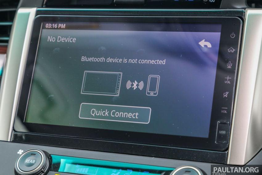 GALLERY: 2021 Toyota Innova 2.0X MPV – RM129,677 Image #1264764