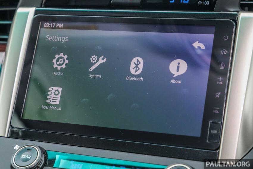 GALLERY: 2021 Toyota Innova 2.0X MPV – RM129,677 Image #1264767