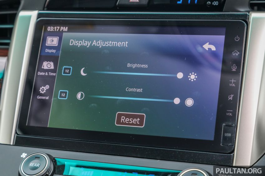 GALLERY: 2021 Toyota Innova 2.0X MPV – RM129,677 Image #1264771