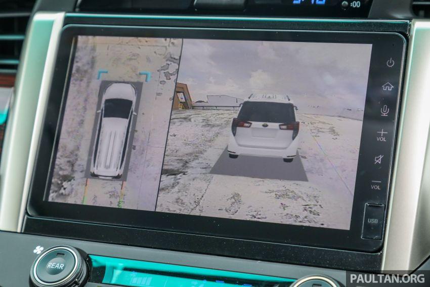 GALLERY: 2021 Toyota Innova 2.0X MPV – RM129,677 Image #1264777