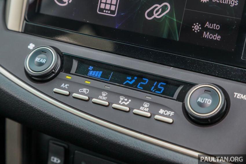 GALLERY: 2021 Toyota Innova 2.0X MPV – RM129,677 Image #1264778