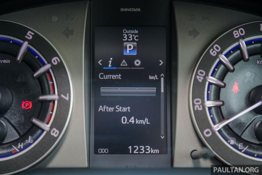 GALLERY: 2021 Toyota Innova 2.0X MPV – RM129,677 Image #1264744
