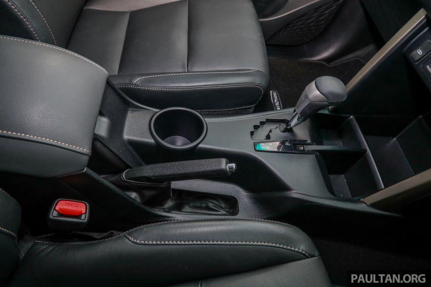 GALLERY: 2021 Toyota Innova 2.0X MPV – RM129,677 Image #1264784