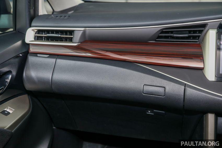 GALLERY: 2021 Toyota Innova 2.0X MPV – RM129,677 Image #1264786