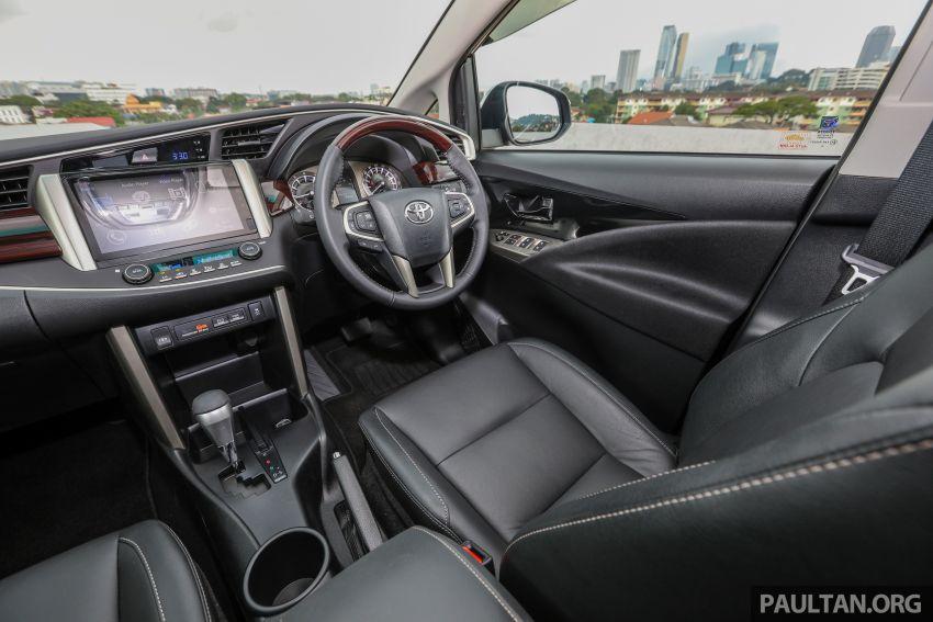 GALLERY: 2021 Toyota Innova 2.0X MPV – RM129,677 Image #1264792