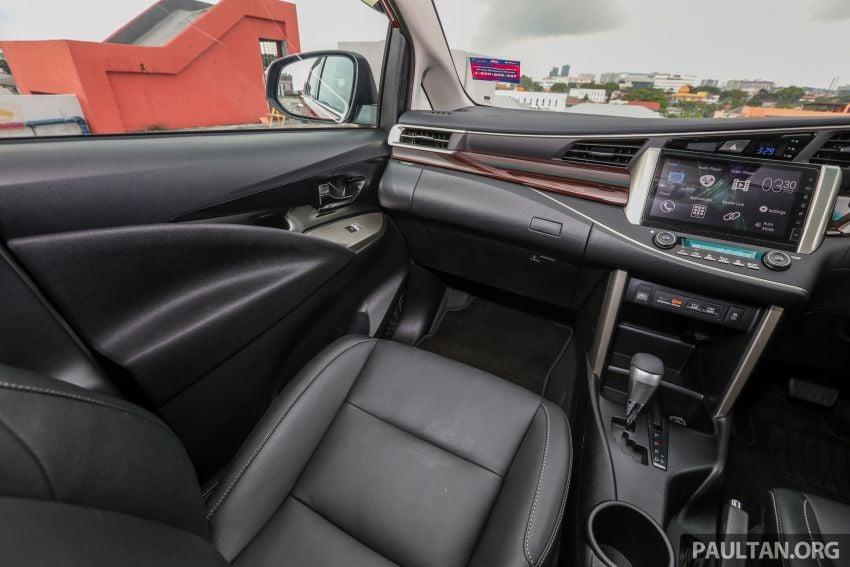 GALLERY: 2021 Toyota Innova 2.0X MPV – RM129,677 Image #1264793