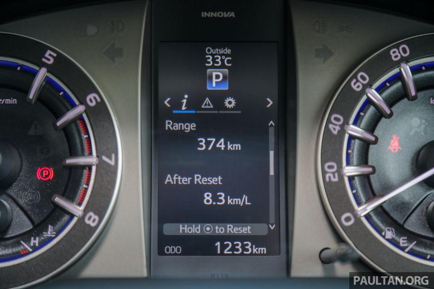 GALLERY: 2021 Toyota Innova 2.0X MPV – RM129,677 Image #1264745