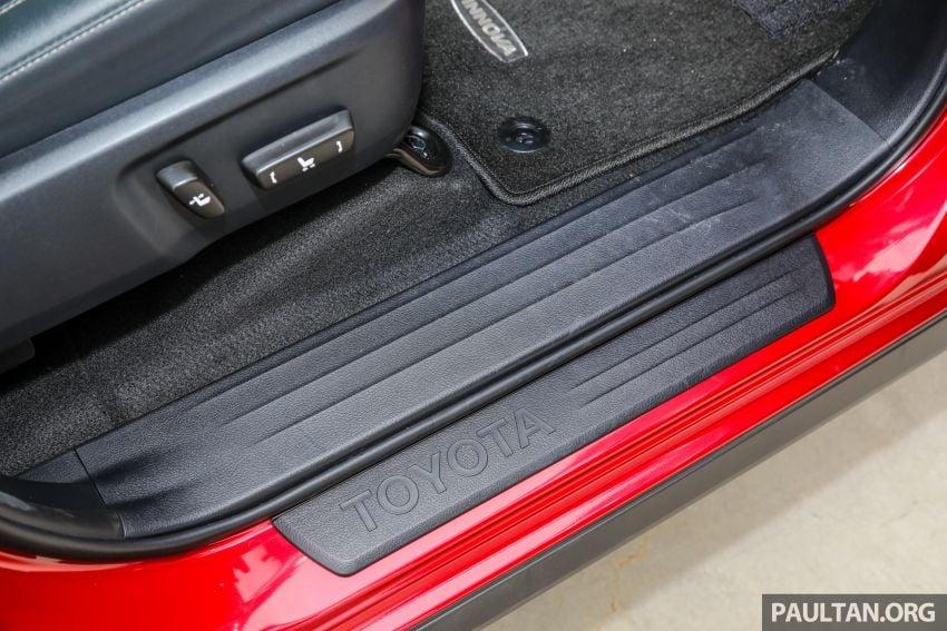 GALLERY: 2021 Toyota Innova 2.0X MPV – RM129,677 Image #1264800