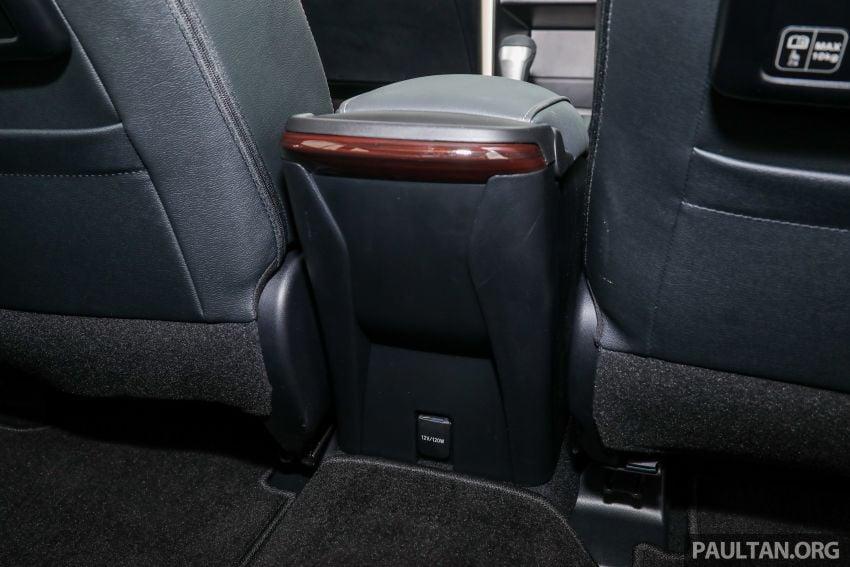 GALLERY: 2021 Toyota Innova 2.0X MPV – RM129,677 Image #1264813