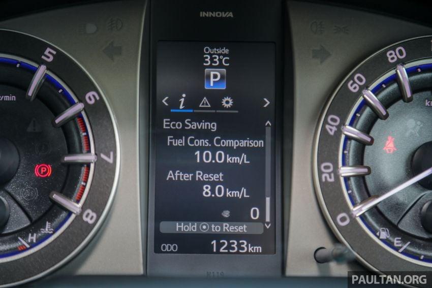 GALLERY: 2021 Toyota Innova 2.0X MPV – RM129,677 Image #1264748