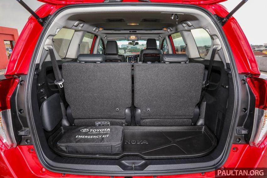 GALLERY: 2021 Toyota Innova 2.0X MPV – RM129,677 Image #1264820