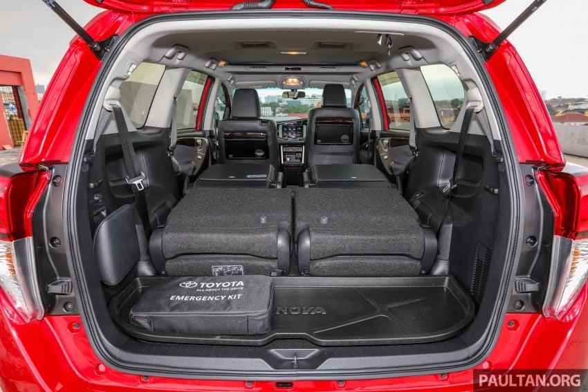 GALLERY: 2021 Toyota Innova 2.0X MPV – RM129,677 Image #1264822