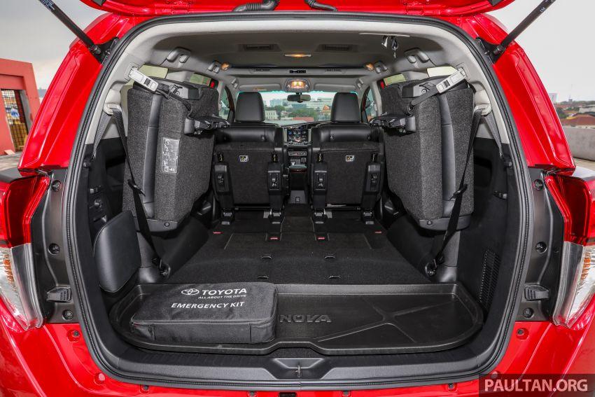 GALLERY: 2021 Toyota Innova 2.0X MPV – RM129,677 Image #1264824