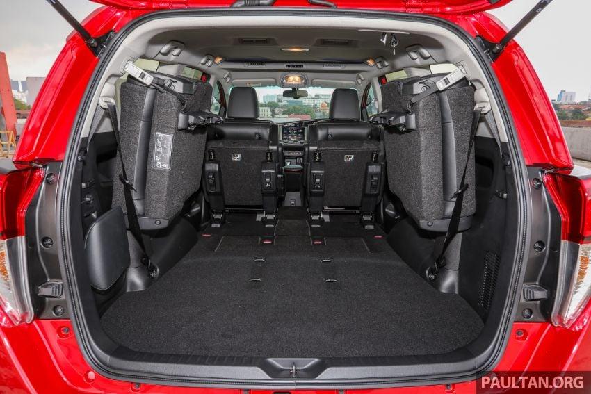 GALLERY: 2021 Toyota Innova 2.0X MPV – RM129,677 Image #1264825