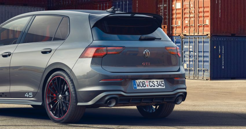 2021 Volkswagen Golf GTI Clubsport 45 debuts – new exclusive edition to celebrate the GTI's 45th birthday Image #1255588