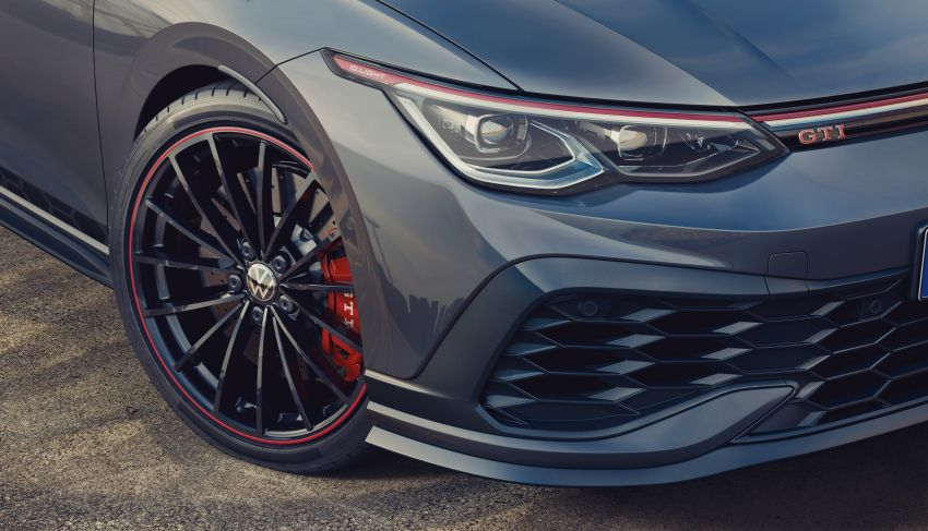 2021 Volkswagen Golf GTI Clubsport 45 debuts – new exclusive edition to celebrate the GTI's 45th birthday Image #1255590