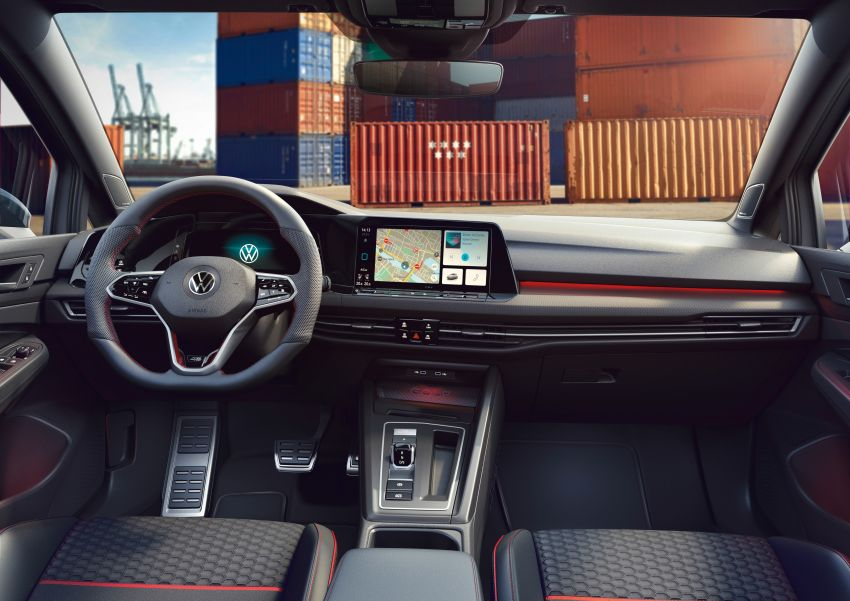 2021 Volkswagen Golf GTI Clubsport 45 debuts – new exclusive edition to celebrate the GTI's 45th birthday Image #1255591