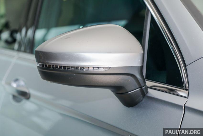 2021 Volkswagen Tiguan Allspace R-Line now in Malaysia – wireless Apple CarPlay, USB-C, same price Image #1260564